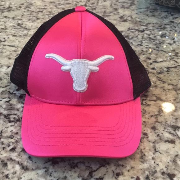 Accessories - Hot Pink Texas Longhorns Trucker Hat 7d8692a4705c